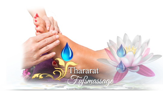 Fußmassage in Stutensee bei Thzararat Thai-Massage