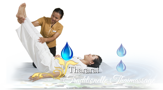 Traditionelle Thai-Massagebehandlung in Stutensee bei Thzararat Thai-Massage
